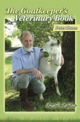 The Goatkeeper's Veterinary Book by Peter Dunn