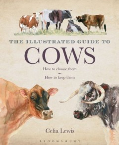 The Illustrated Guide to Cows by Celia Lewis