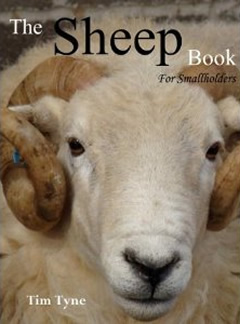 The Sheep Book for Smallholders by Tim Tyne