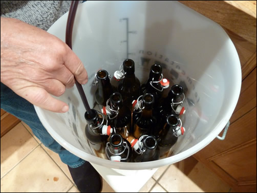 Bottling stout