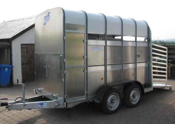 Transporting livestock - The Accidental Smallholder